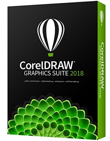 CorelDraw Graphics Suite 2018 [Vollversion] -